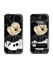 Выпуклая наклейка K.Kazantsev - Mickey Black iPhone 5 | 5s