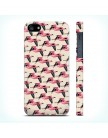 Чехол ACase для iPhone 5 | 5S Flamingos