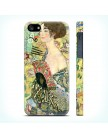 Чехол ACase для iPhone 5 | 5S Woman with Fan