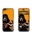 Выпуклая наклейка Darth Vader Orange для iPhone 5 | 5s